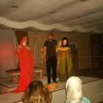 Spectacle monodrame « ANTIGONE ».